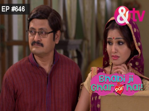 Bhabiji Ghar Par Hain Ep 646 18th August 2017