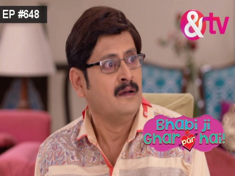 Bhabiji Ghar Par Hain Ep 648 22nd August 2017