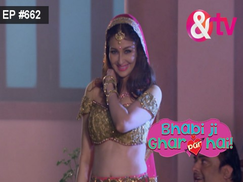 Bhabi Ji Ghar Par Hain - Episode 662 - September 11, 2017 - Full Episode