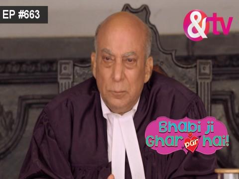 Bhabi Ji Ghar Par Hain - Episode 663 - September 12, 2017 - Full Episode