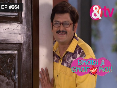 Bhabi Ji Ghar Par Hain - Episode 664 - September 13, 2017 - Full Episode