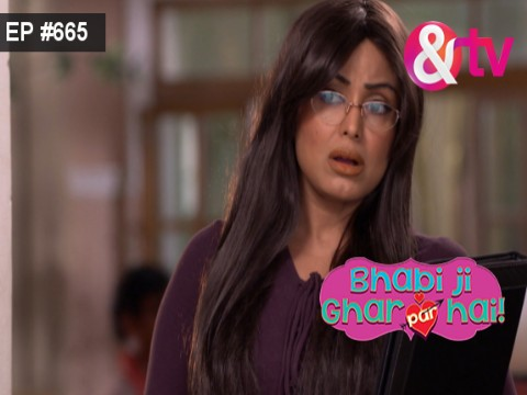 Bhabi Ji Ghar Par Hain - Episode 665 - September 14, 2017 - Full Episode