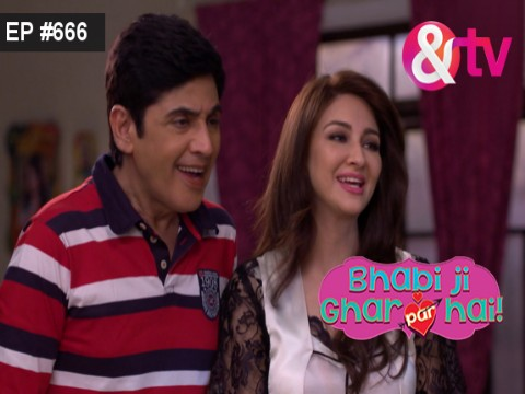Bhabi Ji Ghar Par Hain - Episode 666 - September 15, 2017 - Full Episode