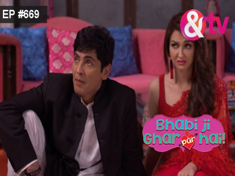 Bhabi Ji Ghar Par Hain - Episode 669 - September 20, 2017 - Full Episode