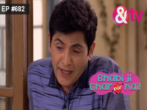 Bhabi Ji Ghar Par Hain - Episode 682 - October 9, 2017 - Full Episode