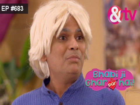 Bhabi Ji Ghar Par Hain - Episode 683 - October 10, 2017 - Full Episode