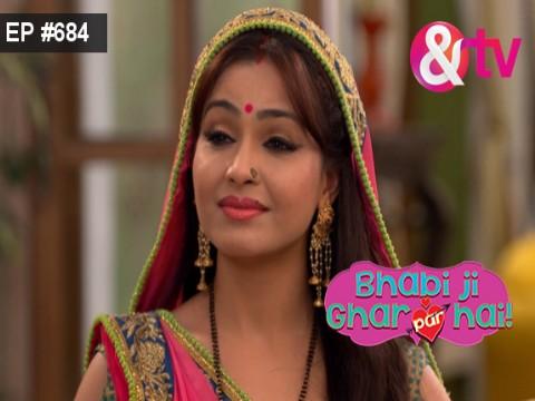 Bhabi Ji Ghar Par Hain - Episode 684 - October 11, 2017 - Full Episode