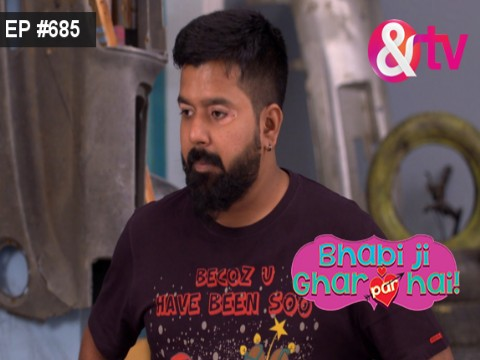 Bhabi Ji Ghar Par Hain - Episode 685 - October 12, 2017 - Full Episode