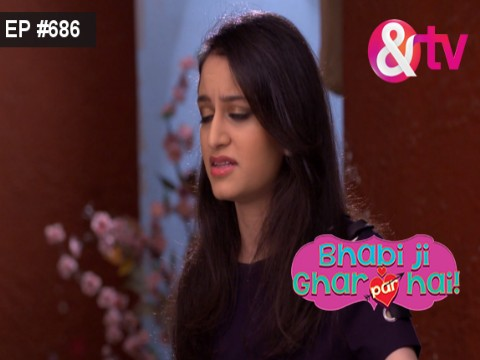 Bhabi Ji Ghar Par Hain - Episode 686 - October 13, 2017 - Full Episode