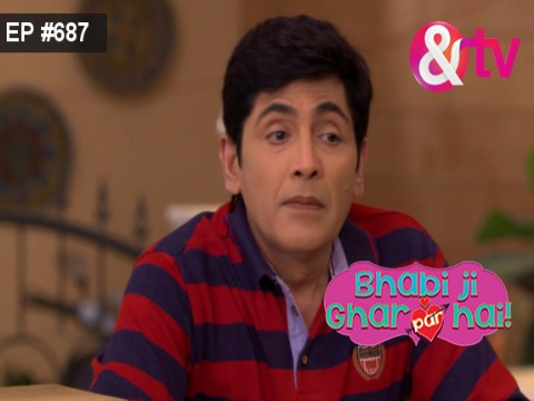 Bhabi Ji Ghar Par Hain - Episode 687 - October 16, 2017 - Full Episode