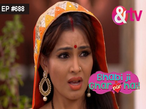 Bhabi Ji Ghar Par Hain - Episode 688 - October 17, 2017 - Full Episode