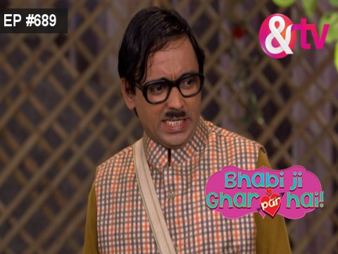 Bhabi Ji Ghar Par Hain - Episode 689 - October 18, 2017 - Full Episode
