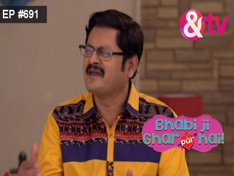 Bhabi Ji Ghar Par Hain - Episode 691 - October 20, 2017 - Full Episode
