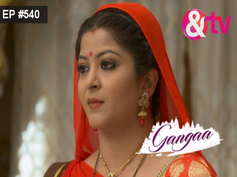 Gangaa Ep 540 17th March 2017