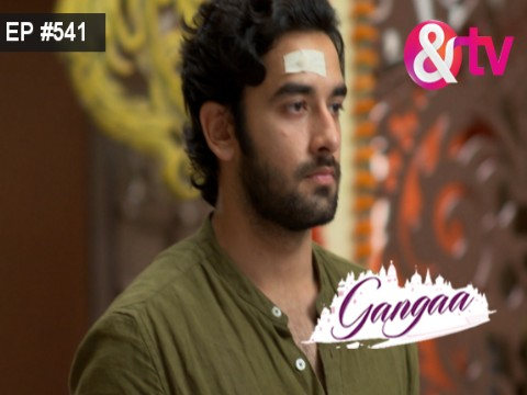 Gangaa Ep 541 20th March 2017