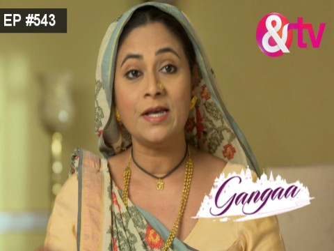 Gangaa Ep 543 22nd March 2017