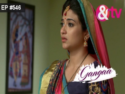 Gangaa Ep 546 27th March 2017