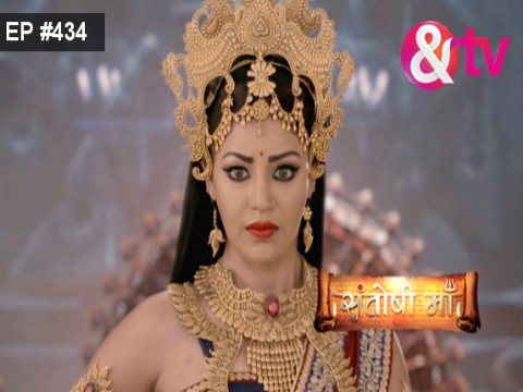 Santoshi Maa - Episode 434 - July 19, 2017 - Full Episode