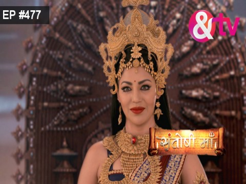 Santoshi Maa - Episode 477 - September 19, 2017 - Full Episode