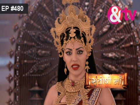 Santoshi Maa - Episode 480 - September 22, 2017 - Full Episode