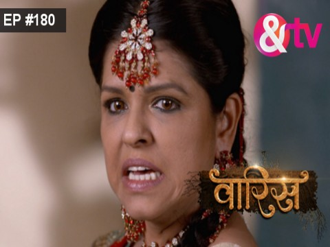 Waaris - Episode 180 - January 19, 2017 - Full Episode