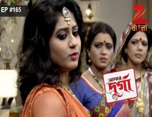 Aamar Durga - Episode 165 - July 26, 2016 - Full Episode