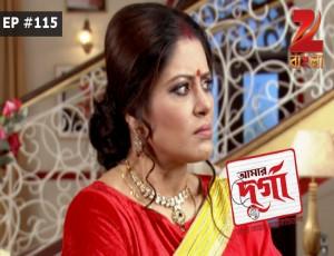 Aamar Durga - Episode 115 - May 28, 2016 - Full Episode