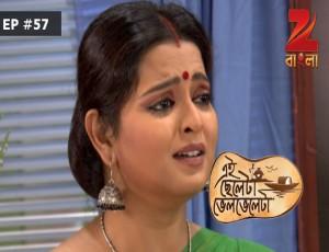 Eii Chhele Ta Bhelbhele Ta - Episode 57 - May 26, 2016 - Full Episode