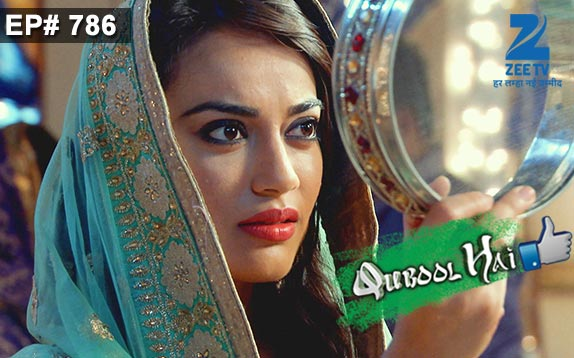 Qubool Hai ZEE TV Serial: web exclusive video - Page 1