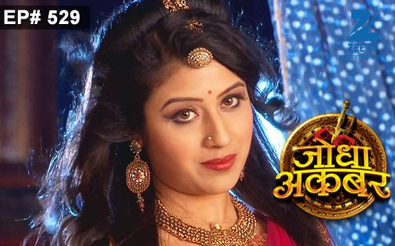 Jodha's PREGNANCY REVEALED in Jodha Akbar FULL Episode