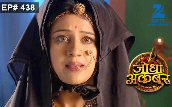 Jodha Akbar EP 438 10 Feb 2015