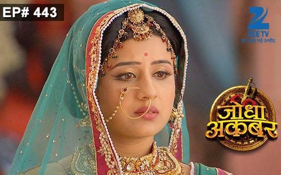Jodha Akbar EP 443 17 Feb 2015