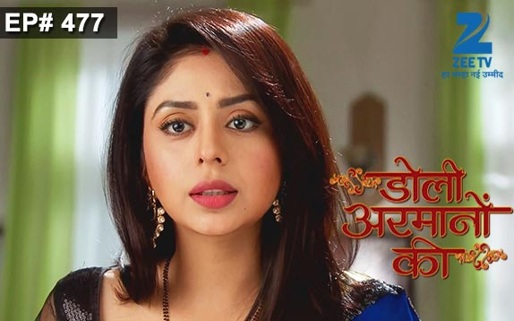 Doli Armaanon Ki Ep 477 18th September 2015