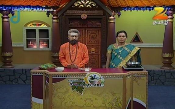 dating tv shows zee tamil paarambariya maruthuvam