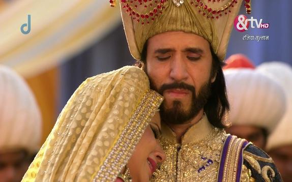 Razia Sultan EP 50 08 May 2015