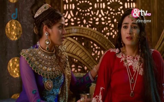 Razia Sultan EP 34 16 Apr 2015