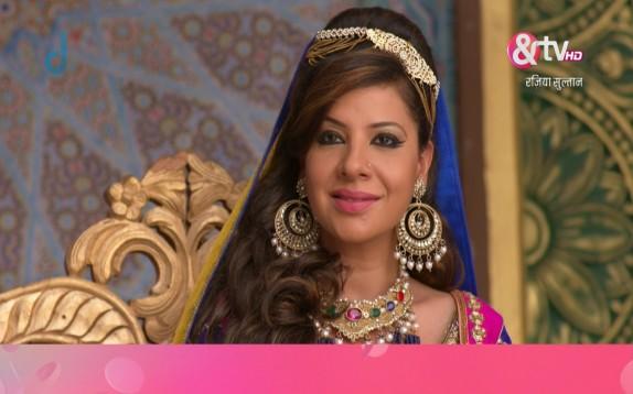 Razia Sultan EP 16 23 Mar 2015