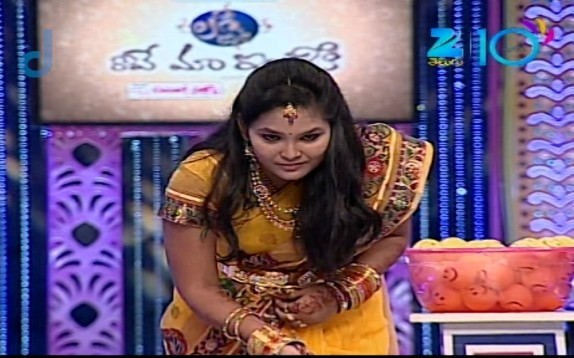 Maa tv show modern mahalakshmi today episode / Cast in place