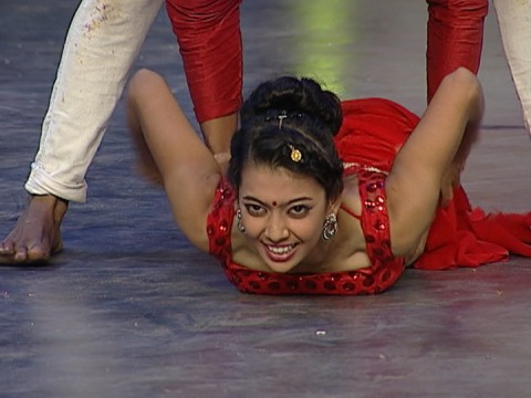 Dance Odisha Dance Senior