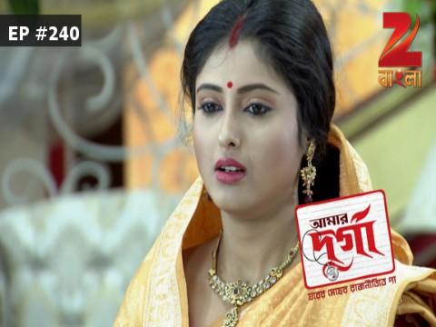 Aamar Durga - Episode 240 - October 21, 2016 - Full Episode