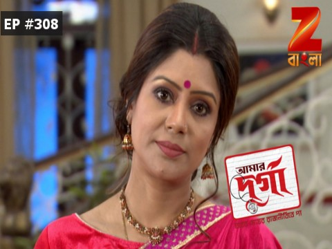 Aamar Durga - Episode 308 - January 9, 2017 - Full Episode