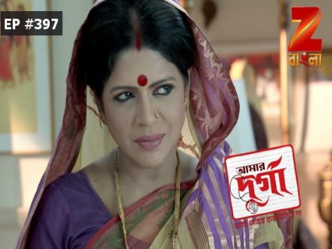 Aamar Durga - Episode 397 - April 22, 2017 - Full Episode