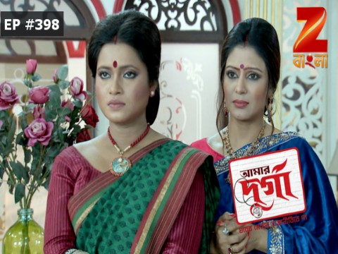 Aamar Durga - Episode 398 - April 24, 2017 - Full Episode