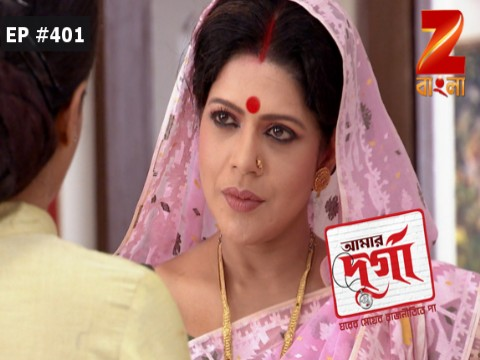Aamar Durga - Episode 401 - April 27, 2017 - Full Episode