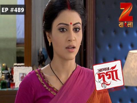 Aamar Durga - Episode 489 - August 8, 2017 - Full Episode