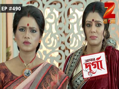 Aamar Durga - Episode 490 - August 9, 2017 - Full Episode