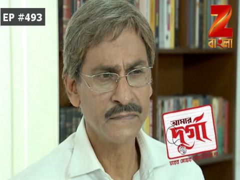 Aamar Durga Ep 494 14th August 2017