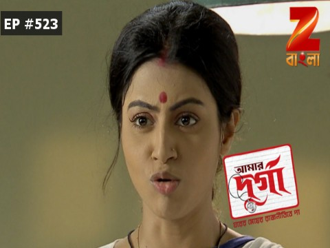 Aamar Durga - Episode 523 - September 16, 2017 - Full Episode