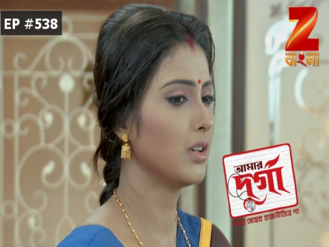 Aamar Durga - Episode 538 - October 4, 2017 - Full Episode