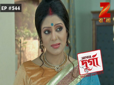 Aamar Durga - Episode 544 - October 11, 2017 - Full Episode